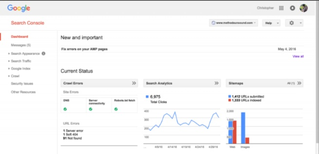 seo優化工具-google-search-console