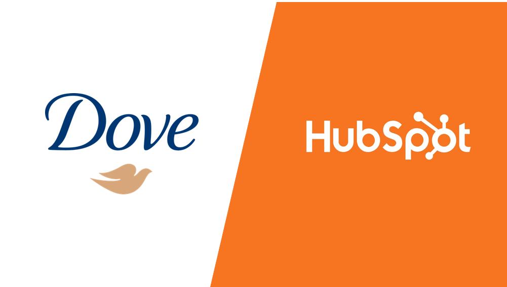 品牌內容行銷_DOVE_Hubspot