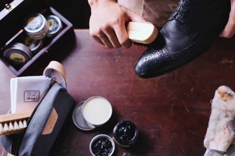 知識性主題-保養皮鞋