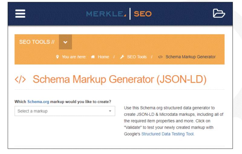 Schema 創作 JSON-LD 軟體