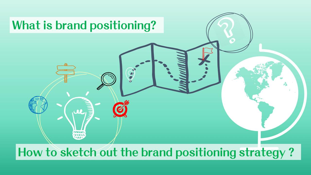 如何產生品牌定位策略?